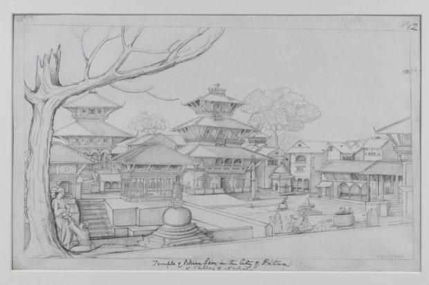 Temple of Bhimsen, Patan.