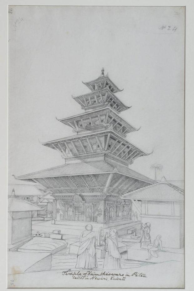 Temple of Kumbesvara, Patan