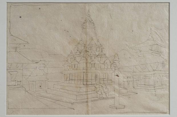 Temple of Krishna, Patan.