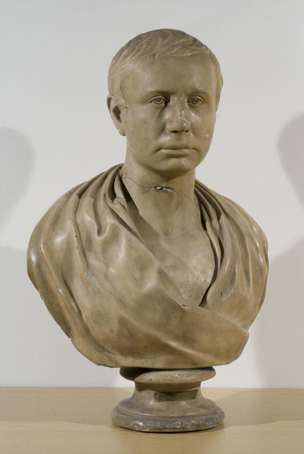 [RAS 02.003] Bust of Thomas Manning (1772-1840)