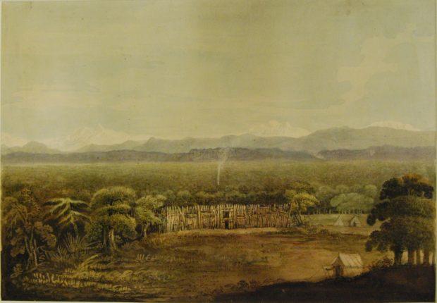 [RAS 015.005] Gurkha stockade