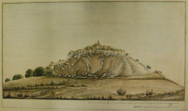 [RAS 015.017] Fort near Jaipur