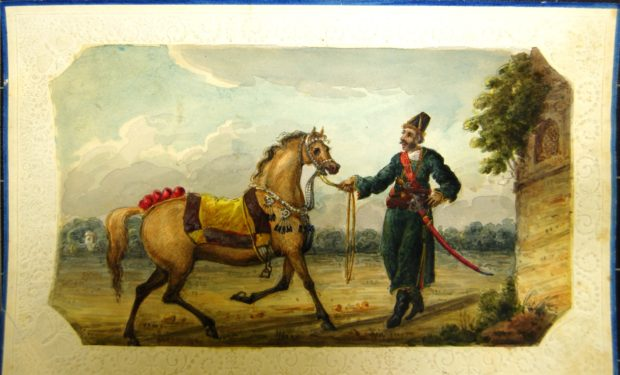 [RAS 015.067] Cavalry Officer