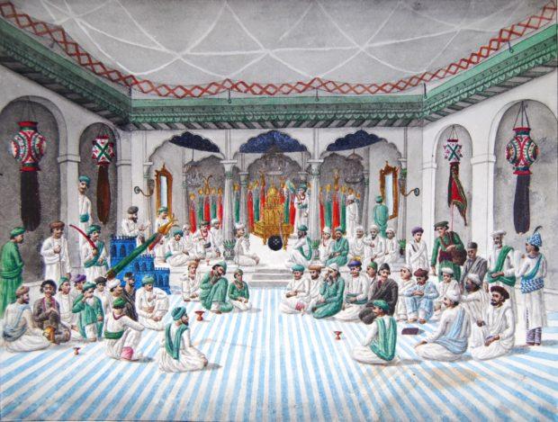 [RAS 015.145] Muharram ka Imambara
